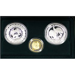 Olympic Gold and Silver set series 4
