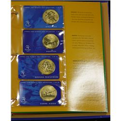Complete Set of Sydney Olympic 2000 $5 Coins