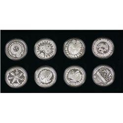 Sydney Olympics 8 Coin Set