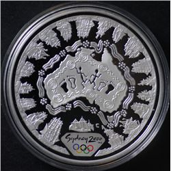 Olympic Series 1 Oz Silver