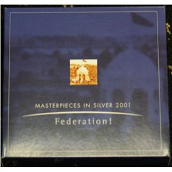 Masterpieces in Silver 2001