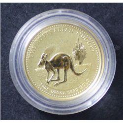 2005 $5 Proof Perth Mint