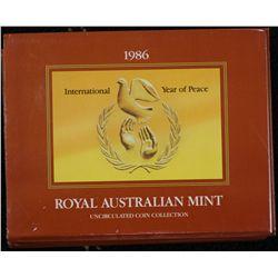 Mint Sets 1986 (10)