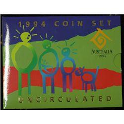 Mint Sets 1994 x 5
