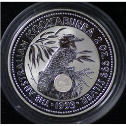 1993 2 Oz Privy Kookaburra, Emu