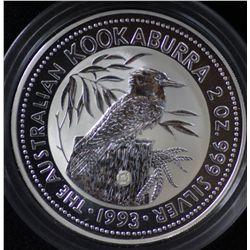 1993 2 Oz Privy Kookaburra, Dump