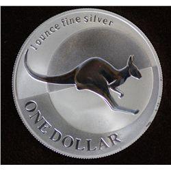 2004 $1 Silver