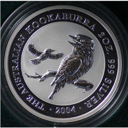 2004 2 oz Kookaburra