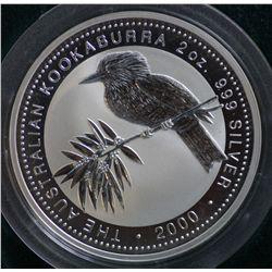 Kookaburra 999 Pure 2 Oz