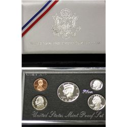 USA 1994 and 1995 Proof Set