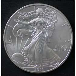 USA 1 Silvers 1 oz  , 2011 (4 Coins )