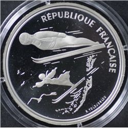 Republic of France 100 Franc 1992