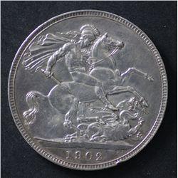 GB Crown 1902