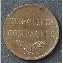 German New Guinea 1 Pfennig
