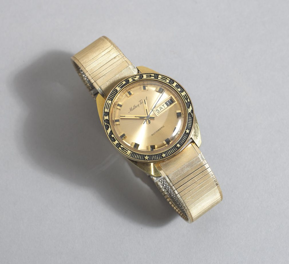 6e228a42441 ... Image 2   Elvis Presley  An important Mathey-Tissot gift watch owned  and worn