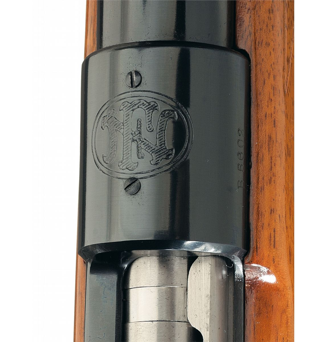 Exceptional Fabrique Nationale Mauser Continental Bolt