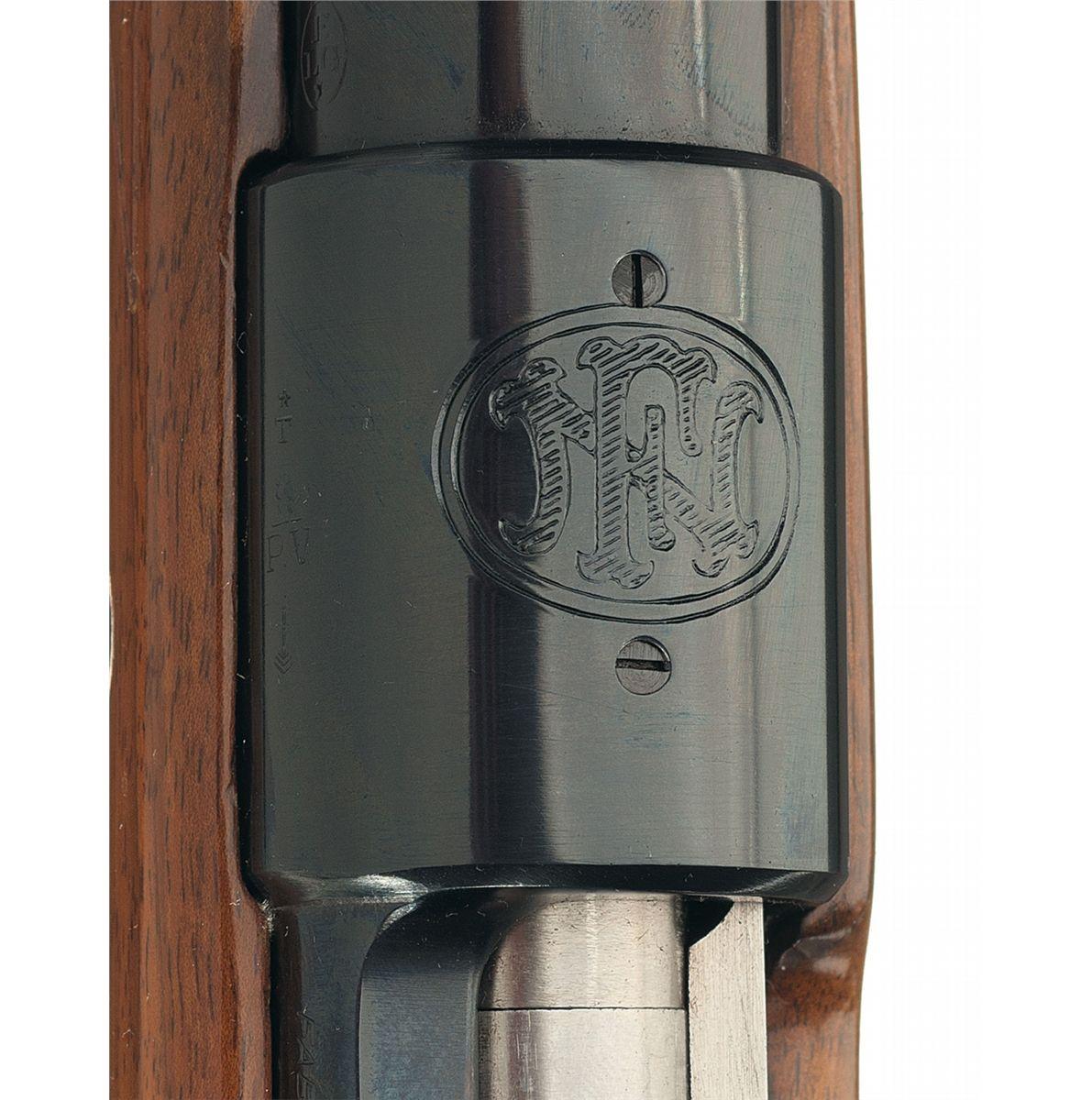 Fabrique Nationale Mauser Continental Bolt Action 264