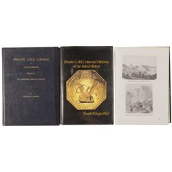 Private Gold Coinage of California, 1849-55