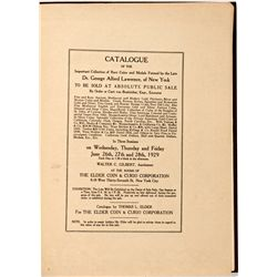 NY, New York City--Dr. Lawrence Collection Book