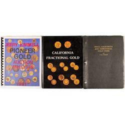 Three Pioneer Gold Books