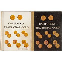 California Fractional Gold by David and Susan Doering