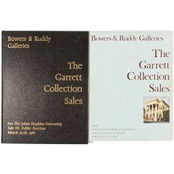 Garrett Collection Sales Catalogs
