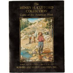 Henry H. Clifford Collection Catalog