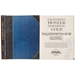 Special Hardbound Edition of California Pioneer Fractional Gold