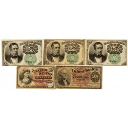 U.S. Fractional Currency