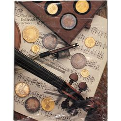CAJascha Heifetz Collection Sale Catalog
