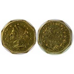 BG-1106 California Gold $1