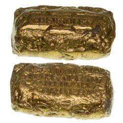 Golden Chevrolet Award Ingot