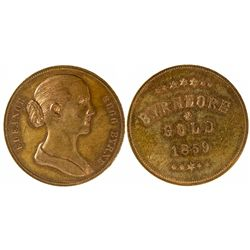 NYByrneore Gold Token