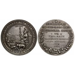 CACalifornia Agricultural Medal