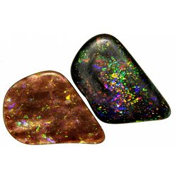 Pair of Opals