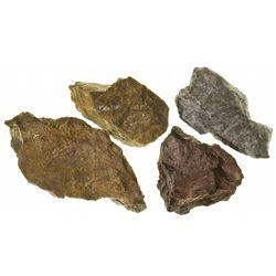 U. S. Hardrock Gold Specimens