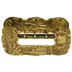 CAGold Rush Belt Buckle