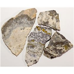 CO, Silverton-San Juan County-Mineral Slabs
