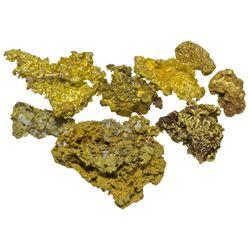 Crystalline Gold Specimens