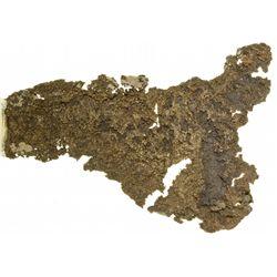 Ontario, Canada-Cobalt-Half-Pound Silver Leaf