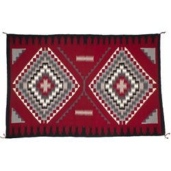 Finely Woven Rug