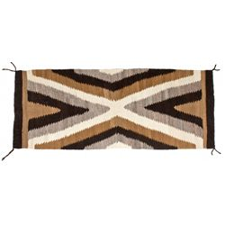 Handwoven Rug in Natural Colors