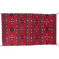 Mexican Made Native American Style Blanket