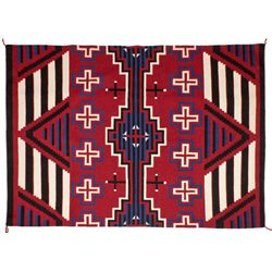 Modern Chief Blanket Style Rug