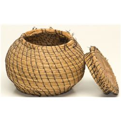Small Native Basket