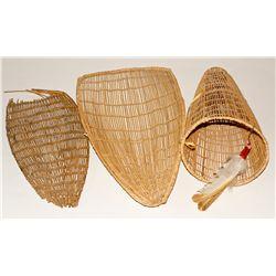 CA, Mono Lake-Mono County-Winnowing & Gathering Baskets