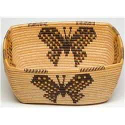 Panamint Butterfly Basket