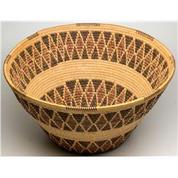 Panamint Diamond Pattern Basket