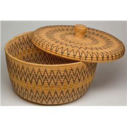 Panamint Large Bowl with Lid