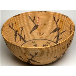 Panamint Large Pictorial Basket